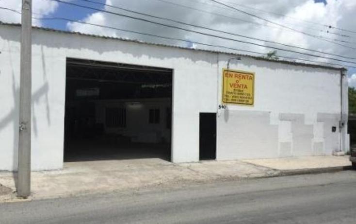 Foto de bodega en venta en  540, cumbres, reynosa, tamaulipas, 1009901 No. 02