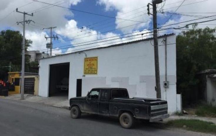 Foto de bodega en renta en  540, cumbres, reynosa, tamaulipas, 1009903 No. 01