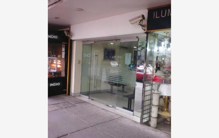 Foto de oficina en venta en  540, roma sur, cuauhtémoc, distrito federal, 1980562 No. 01