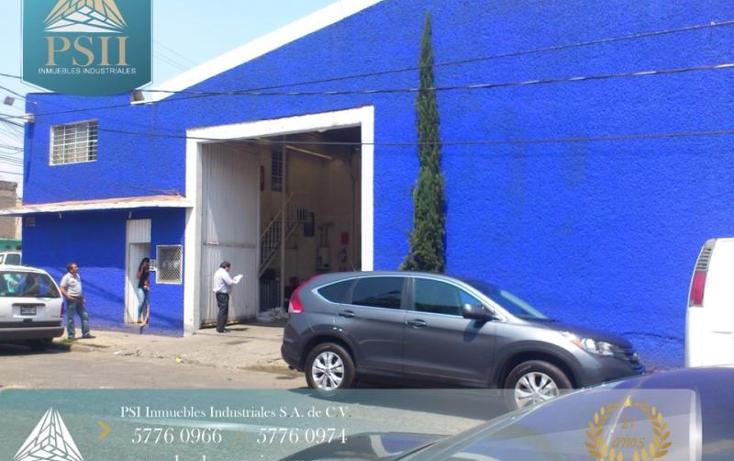 Foto de nave industrial en venta en  540, santa clara coatitla, ecatepec de morelos, méxico, 845641 No. 01