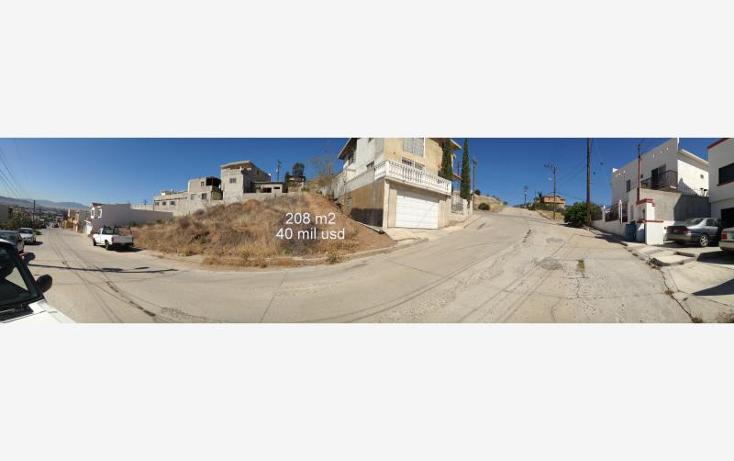 Foto de terreno habitacional en venta en  541, bosque de los olivos, ensenada, baja california, 762973 No. 01