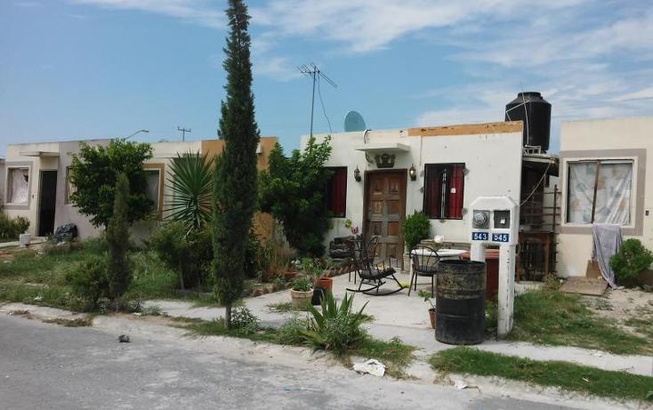 Foto de casa en venta en  543, balcones de alcal?, reynosa, tamaulipas, 1659514 No. 02