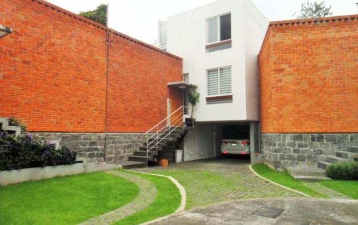 Foto de casa en venta en  547, fuentes de tepepan, tlalpan, distrito federal, 2065814 No. 01