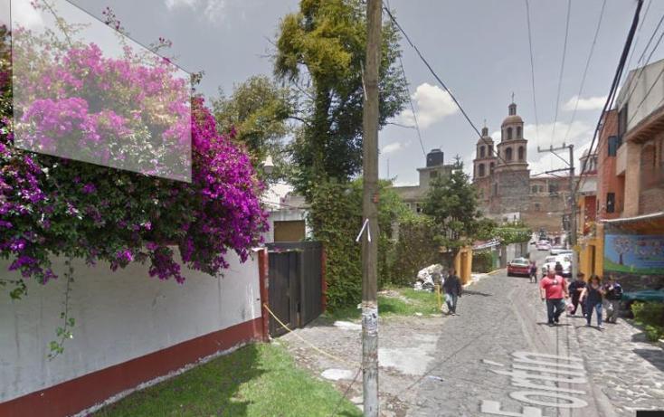 Foto de casa en venta en  55, barranca seca, la magdalena contreras, distrito federal, 1995970 No. 01