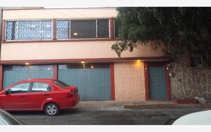 Foto de casa en venta en  55, la loma, tlalnepantla de baz, méxico, 2047286 No. 01