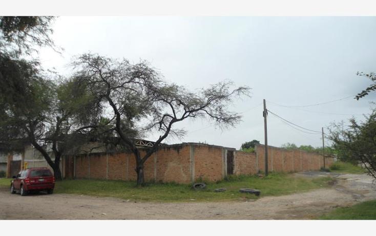 Foto de terreno habitacional en venta en cantera 55, las pintas, el salto, jalisco, 1486071 No. 01