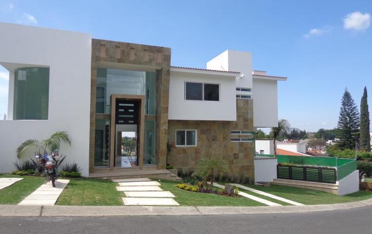 Foto de casa en venta en  55, lomas de cocoyoc, atlatlahucan, morelos, 974273 No. 01