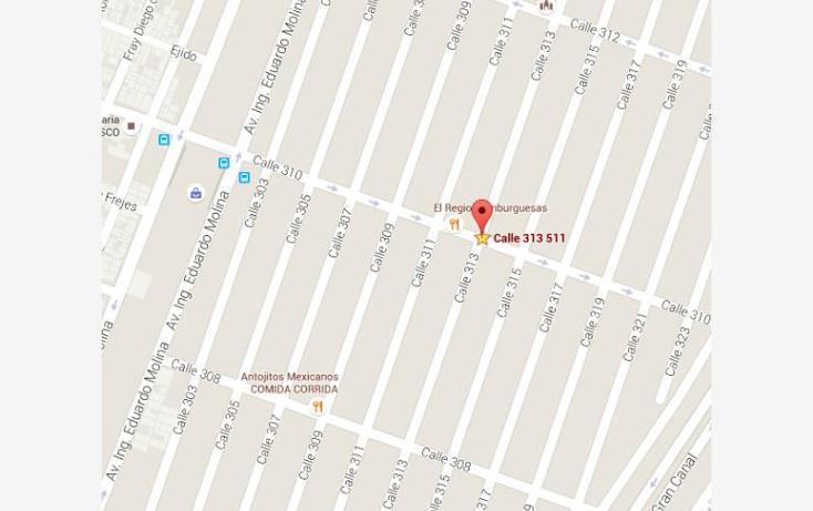 Foto de terreno comercial en venta en  55, nueva atzacoalco, gustavo a. madero, distrito federal, 1576866 No. 05