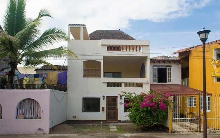 Foto de casa en venta en  55, punta de mita, bahía de banderas, nayarit, 1473245 No. 01