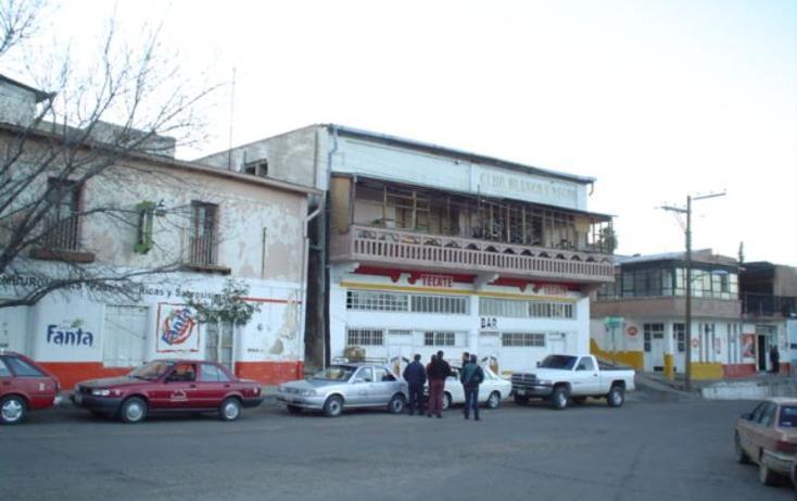 Foto de local en venta en  55, san francisco del oro centro, san francisco del oro, chihuahua, 1386413 No. 01