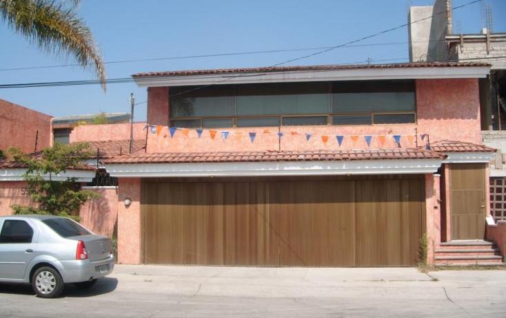 Foto de casa en venta en felix mendelsson 5504, la estancia, zapopan, jalisco, 794505 No. 01