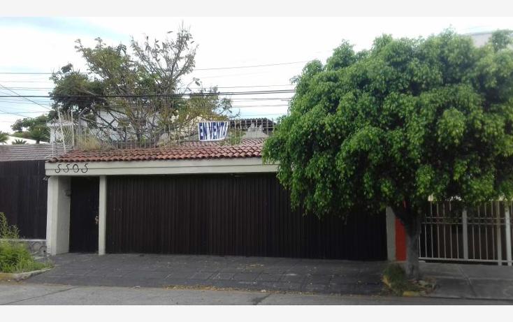 Foto de casa en venta en  5505, vallarta universidad, zapopan, jalisco, 1997840 No. 01