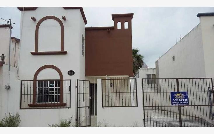 Foto de casa en venta en  552, rinc?n del valle, reynosa, tamaulipas, 1041389 No. 01