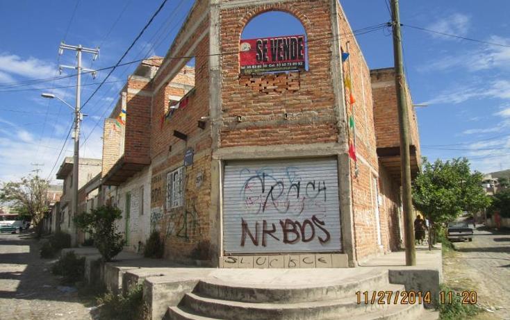 Foto de casa en venta en  557, santa maría tequepexpan, san pedro tlaquepaque, jalisco, 670937 No. 01
