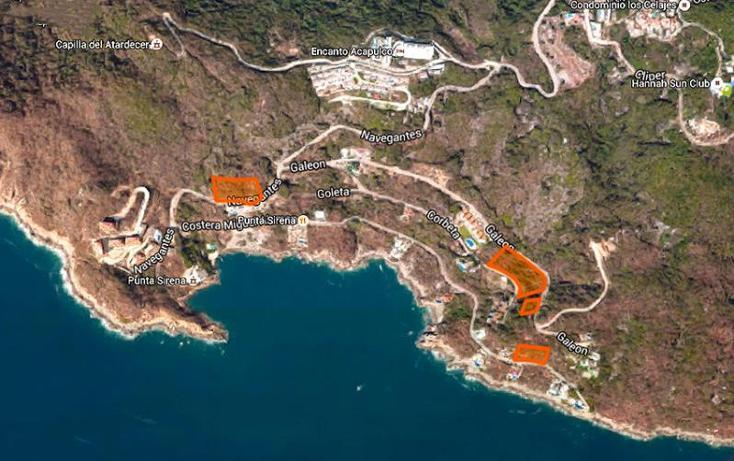 Foto de terreno habitacional en venta en  56, brisas del marqués, acapulco de juárez, guerrero, 1996124 No. 02