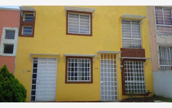 Foto de casa en renta en  56, las fuentes, xalapa, veracruz de ignacio de la llave, 2009562 No. 01
