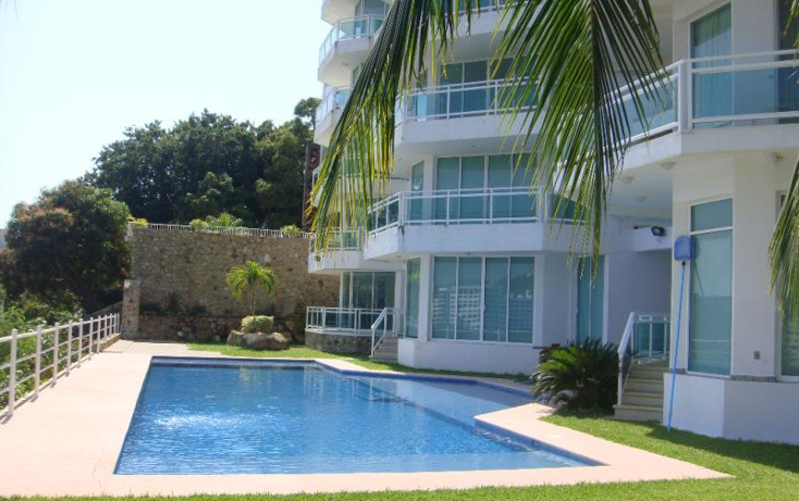 Foto de departamento en renta en  56, las playas, acapulco de juárez, guerrero, 787291 No. 01