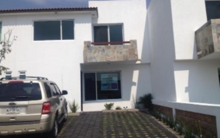 Foto de casa en renta en  56, los encinos, querétaro, querétaro, 881993 No. 01