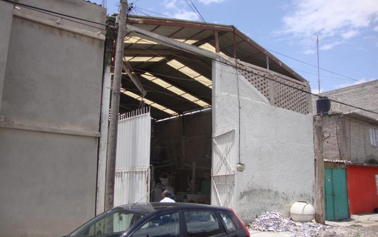Foto de nave industrial en venta en  56, nueva san antonio, chalco, méxico, 516893 No. 01