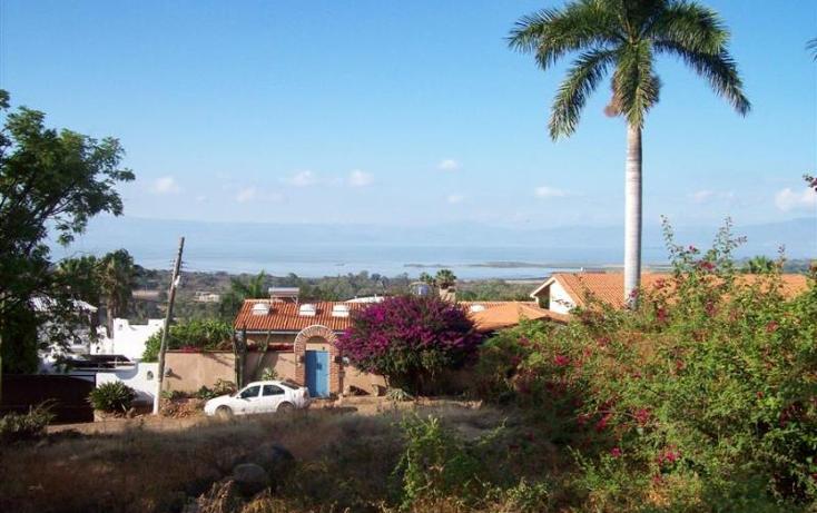 Foto de terreno habitacional en venta en  56, vista del lago (country club), chapala, jalisco, 799957 No. 01
