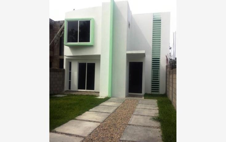 Foto de casa en venta en  561, plan de ayala, tuxtla guti?rrez, chiapas, 1307907 No. 02