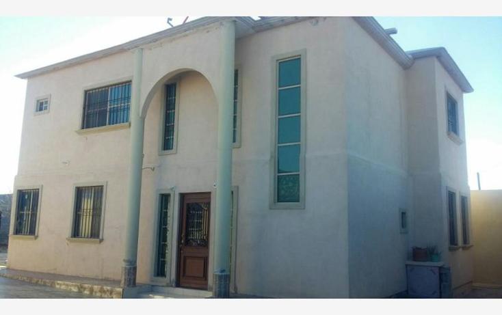 Foto de casa en venta en  565, san isidro de las palomas, arteaga, coahuila de zaragoza, 1763278 No. 01