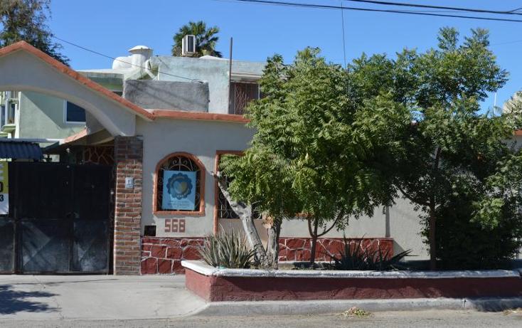 Foto de casa en venta en  568, centro, la paz, baja california sur, 1601512 No. 01