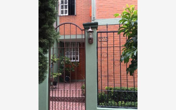 Foto de casa en venta en  57, presidentes de méxico, iztapalapa, distrito federal, 2146624 No. 01