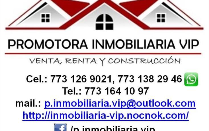 Foto de terreno habitacional en venta en  57, tianguistengo, tepeji del río de ocampo, hidalgo, 893779 No. 11