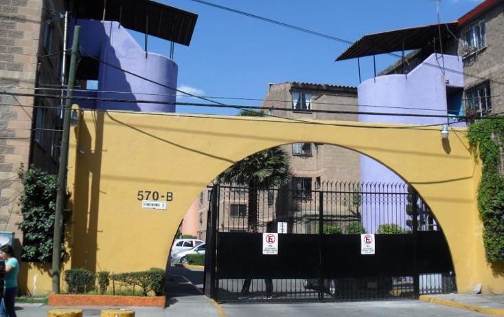 Foto de departamento en venta en jose ma. morelos 570, el vergel, iztapalapa, distrito federal, 1414167 No. 01