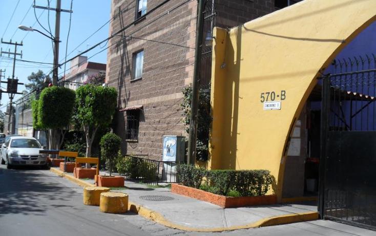 Foto de departamento en venta en  570, el vergel, iztapalapa, distrito federal, 1414167 No. 02