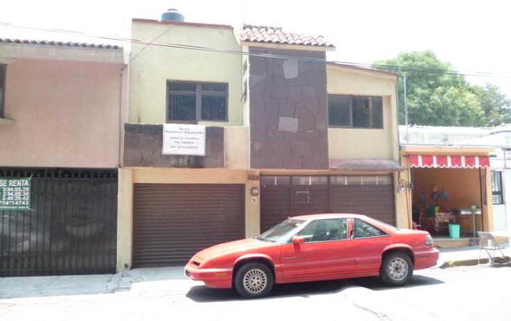 Foto de casa en venta en  5737, el cerrito, puebla, puebla, 1335115 No. 02
