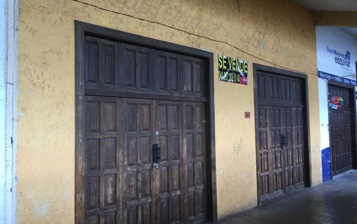 Foto de local en venta en  57-a, la merced, san cristóbal de las casas, chiapas, 1216243 No. 01