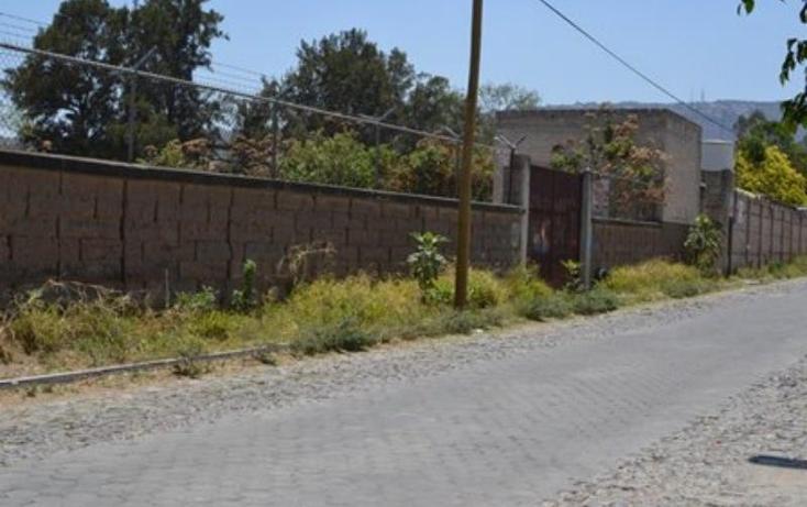 Foto de terreno comercial en venta en  58, la tijera, tlajomulco de zúñiga, jalisco, 411035 No. 02