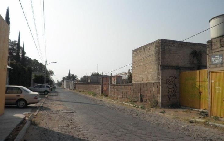 Foto de terreno comercial en venta en  58, la tijera, tlajomulco de zúñiga, jalisco, 411035 No. 15