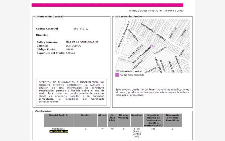Foto de casa en venta en  58, los olivos, coyoacán, distrito federal, 2010426 No. 03