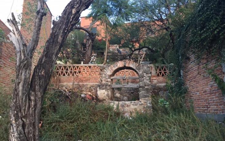 Foto de terreno habitacional en venta en  58, san miguel de allende centro, san miguel de allende, guanajuato, 1442655 No. 02