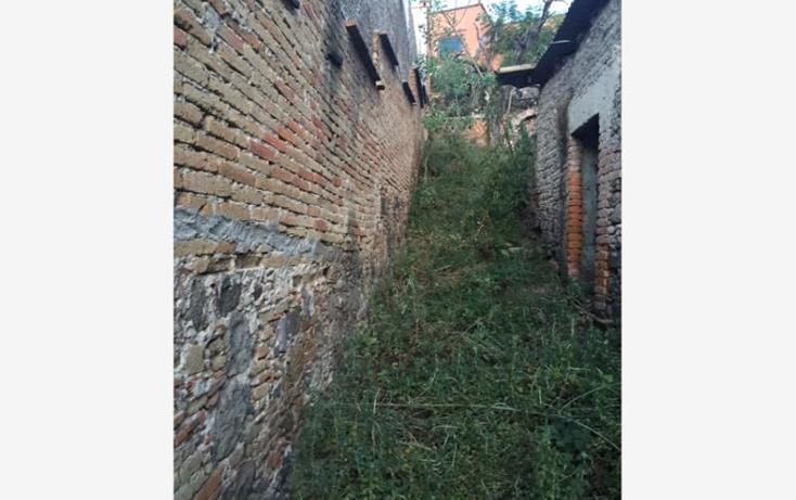Foto de terreno habitacional en venta en  58, san miguel de allende centro, san miguel de allende, guanajuato, 1442655 No. 05