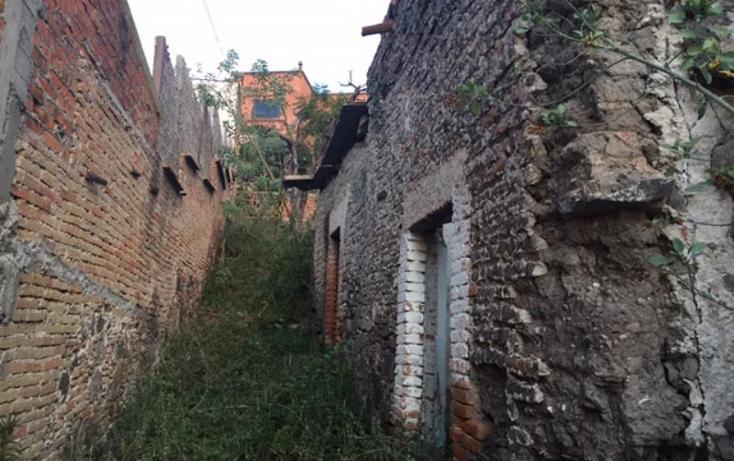 Foto de terreno habitacional en venta en  58, san miguel de allende centro, san miguel de allende, guanajuato, 1442655 No. 07