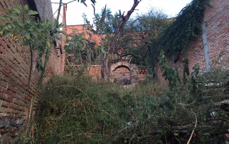 Foto de terreno habitacional en venta en  58, san miguel de allende centro, san miguel de allende, guanajuato, 1442655 No. 09