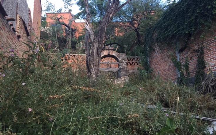Foto de terreno habitacional en venta en  58, san miguel de allende centro, san miguel de allende, guanajuato, 1442655 No. 11