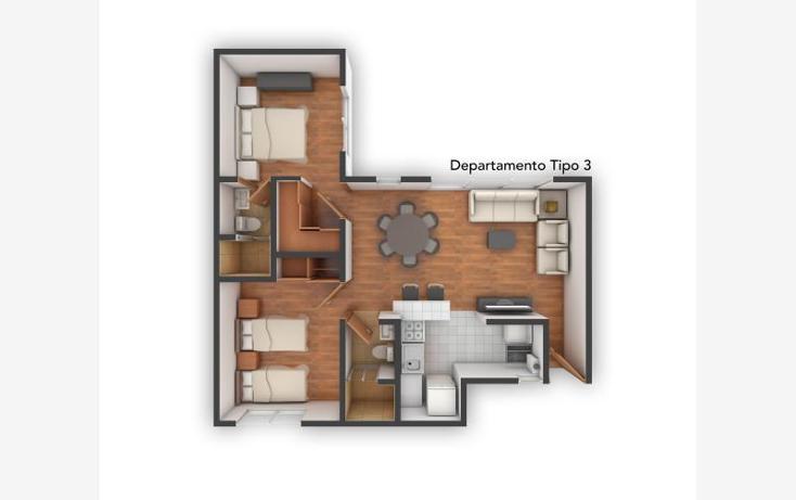 Foto de departamento en venta en  581, arenal tepepan, tlalpan, distrito federal, 782305 No. 12