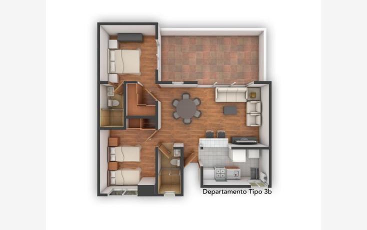 Foto de departamento en venta en  581, arenal tepepan, tlalpan, distrito federal, 782305 No. 14