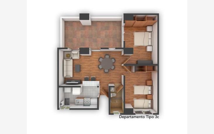 Foto de departamento en venta en  581, arenal tepepan, tlalpan, distrito federal, 782305 No. 15