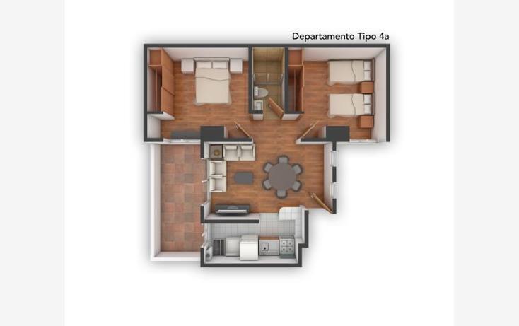 Foto de departamento en venta en  581, arenal tepepan, tlalpan, distrito federal, 782305 No. 18