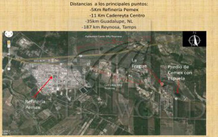 Foto de terreno habitacional en venta en 58123, san juan, cadereyta jiménez, nuevo león, 1716780 no 02