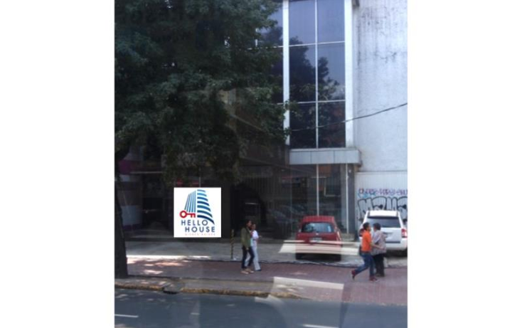 Foto de local en renta en  587, napoles, benito ju?rez, distrito federal, 1493321 No. 01