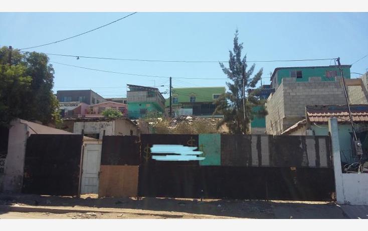 Foto de terreno habitacional en venta en mulege 5871, anexa herrera, tijuana, baja california, 1568022 No. 01