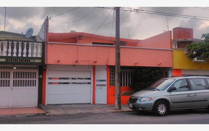 Foto de casa en venta en  59, adolfo ruiz cortines, veracruz, veracruz de ignacio de la llave, 582228 No. 01