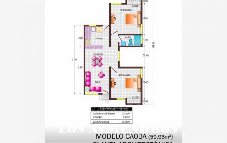 Foto de casa en venta en 59 x 70 662, pedregales de ciudad caucel, mérida, yucatán, 398985 no 04